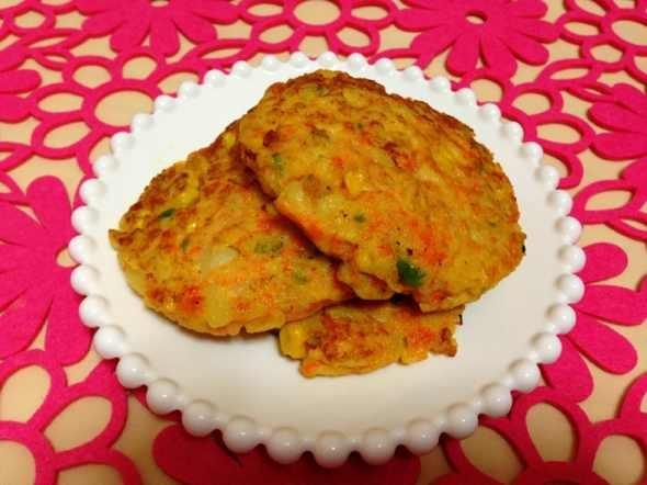 土豆泥饼'