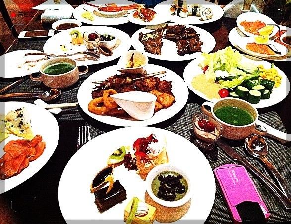 一桌子_ fala的美食日记_豆果美食