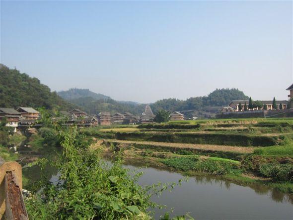广西 三江侗族自治县 风雨桥