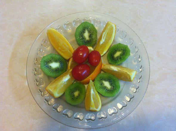 水果小拼盘