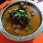 铁锅炖兔肉