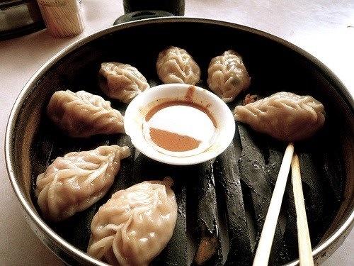 沙县蒸饺子的包法步骤图解