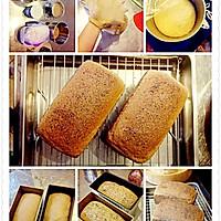 100%全麦纯面包