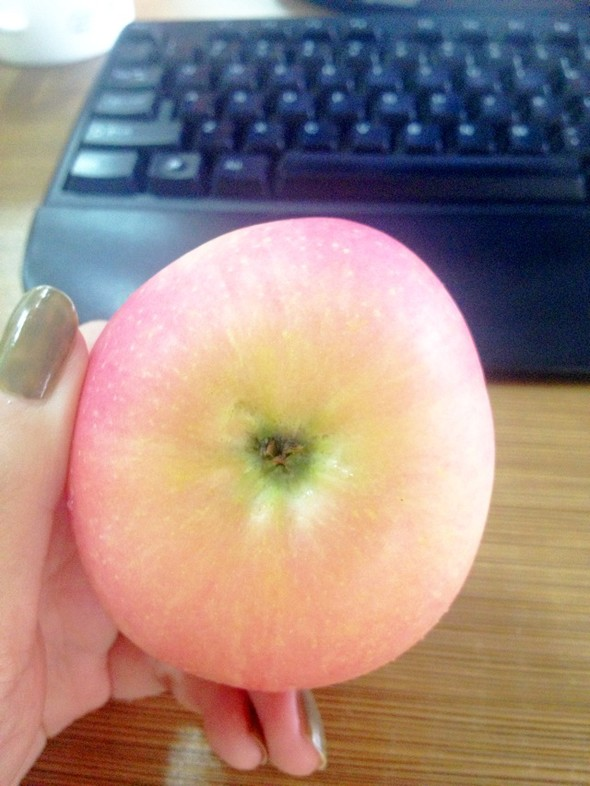 苹果_3楼c座的美食日记_豆果美食