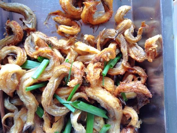 不知名的团子,小白龙,虾子,蛏子和蛤蜊,蟹 tangxinyan77的美食