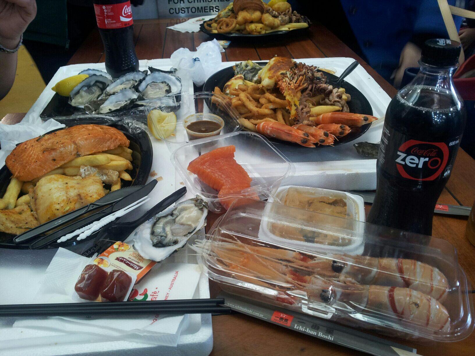 海鲜大餐!!_wmhlas0011的美食日记_豆果美食