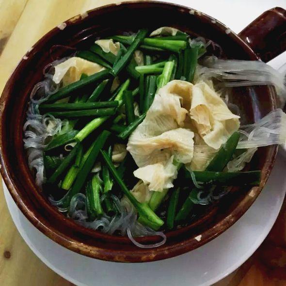 腐竹粉丝煲