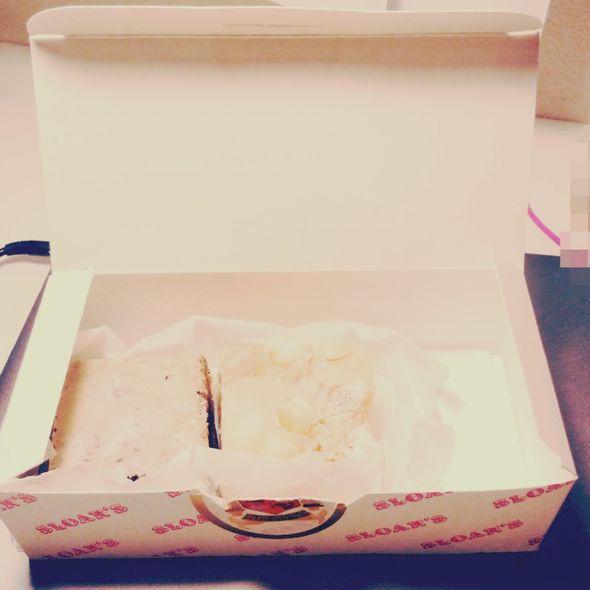 白巧棉花糖+曲奇奶油Fudge