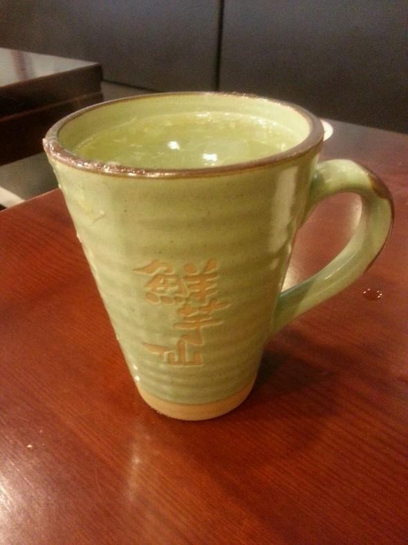 黄金柚子茶图片