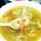 越南鲜虾面