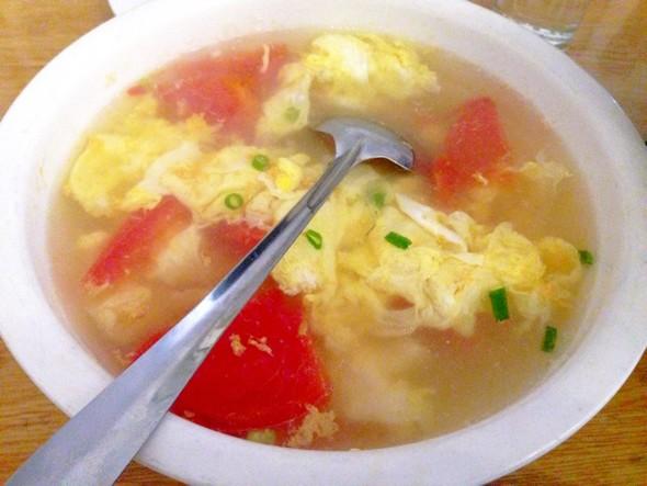番茄蛋汤_有谁知道西红柿蛋汤有几种做法?