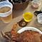 螃蟹和牡蛎