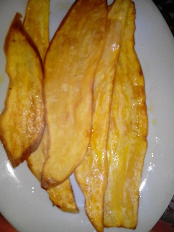 炸地瓜-写食派 饭有引力 豆果美食