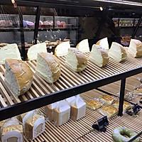 奶酪包排排坐