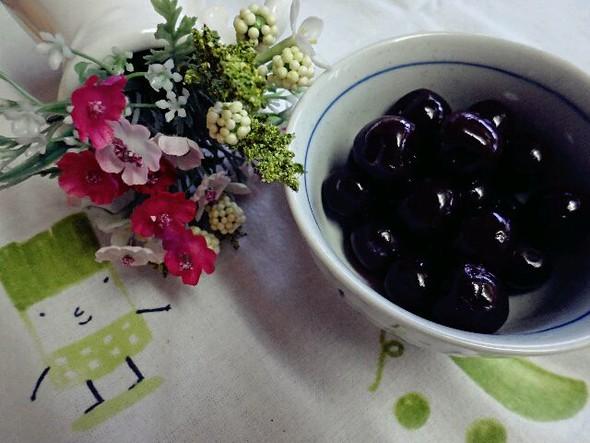 黑樱桃_刀若的美食日记