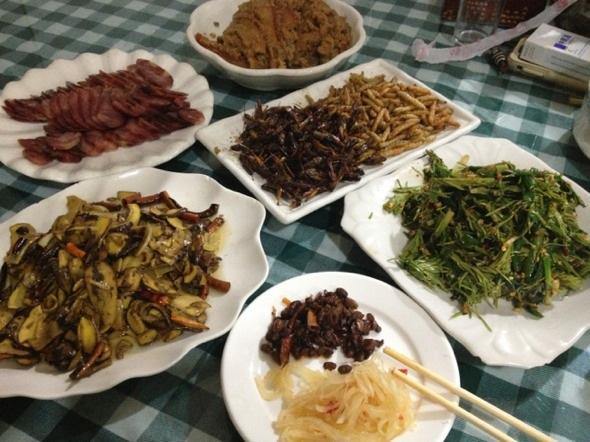 云南菜_happywa的美食日记