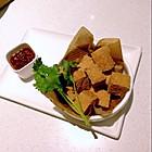 炸脆皮豆腐