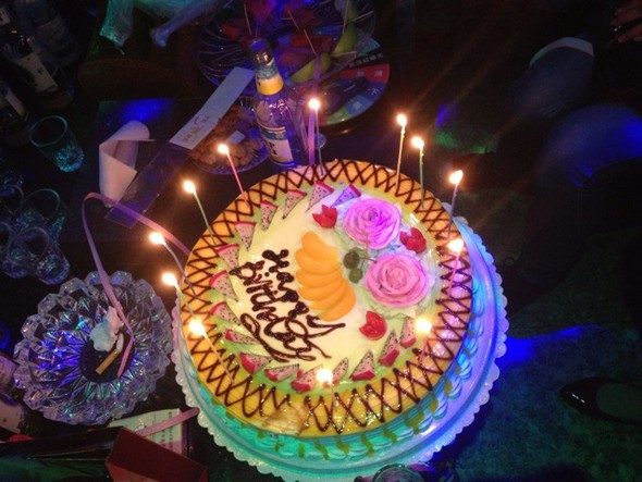 生日蛋糕,生日蛋糕_美味想念的美食日记