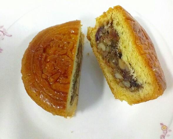 玫瑰月饼-写食派 饭有引力 豆果美食