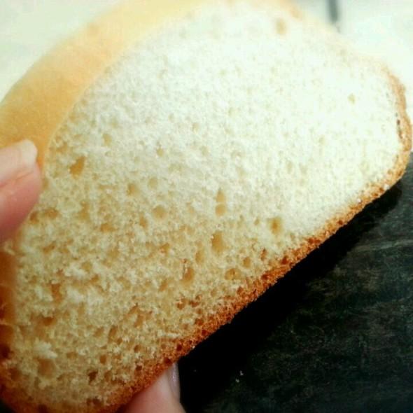 东菱面包机做的标准面包