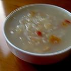 砀山梨白米粥