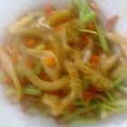 芹菜炒牛肚丝