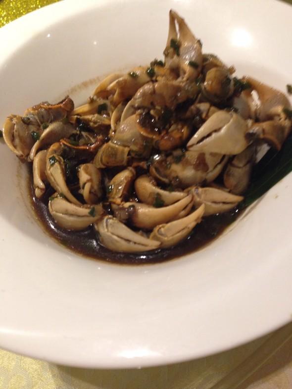 螃蟹脚_下午茶妖妖的美食日记
