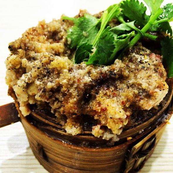粉蒸功效格格红豆绿豆小米粥的作用与肥肠图片