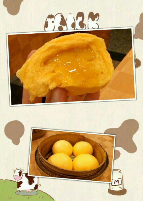 港式流沙包_wohenni的美食日记图片