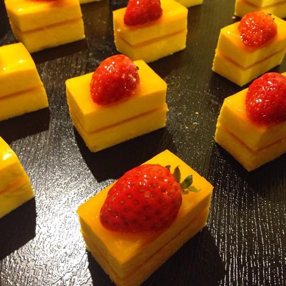 美丽可爱甜品的照片