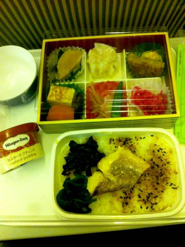 日本航空飞机餐_少女罐头.的美食日记