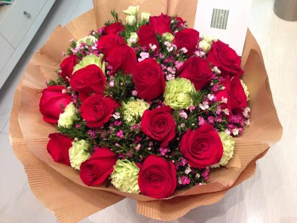姐姐的祝福,鲜花