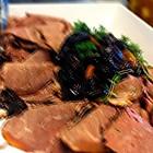 烤牛肉 配 红酒醋煮枣脯