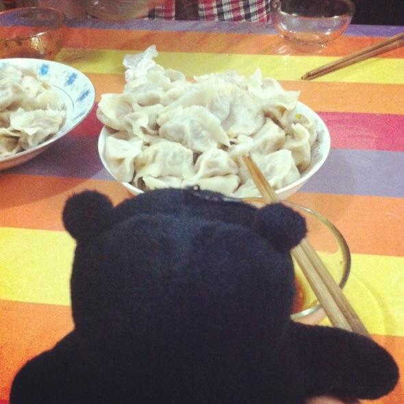 动物饺子图片大全