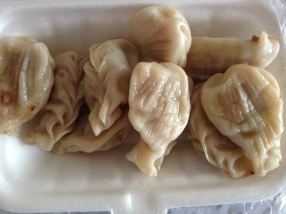 沙县饺子的包法图解 视频