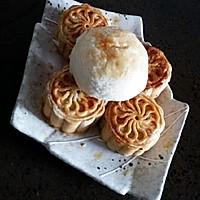 自制低糖月饼