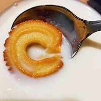 牛奶泡黄油曲奇