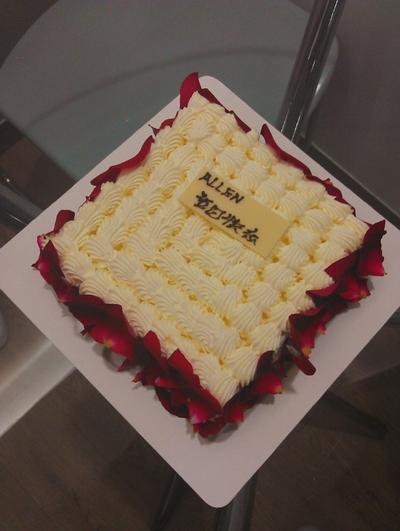 百利甜蛋糕高清图片