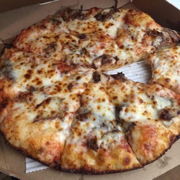 外卖披萨_miumiu将的美食日记