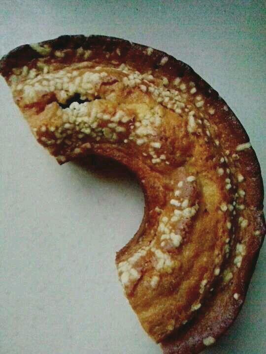 蓝莓宝克林姆蛋糕_徐开吃了的美食日记_豆果美食