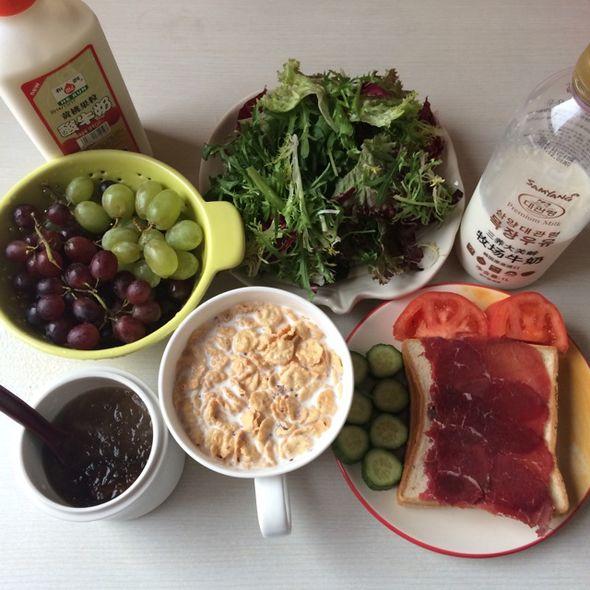 健康营养早餐