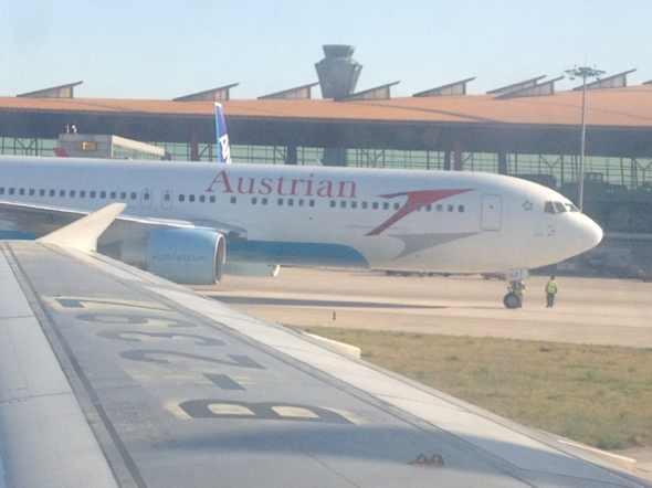 奥地利航空公司_走到拉萨的美食日记