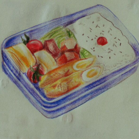 木糠蛋糕饭盒