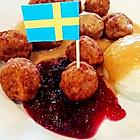 瑞典肉圆饭