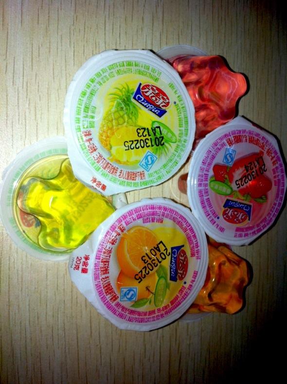 可爱多海盐焦糖口味图片