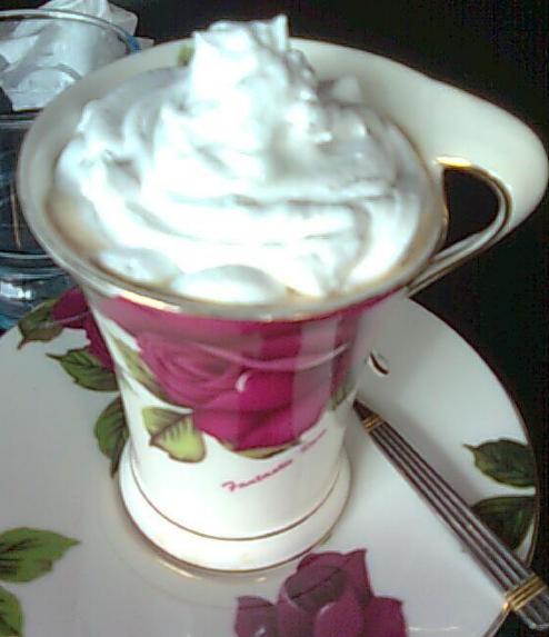维也纳咖啡