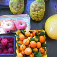 好多的水果哈