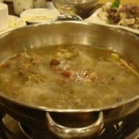 秘制清补羊肉锅