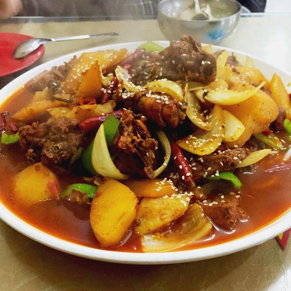 胡杨林新疆餐厅地址 电话 人均消费 点评 豆果美食