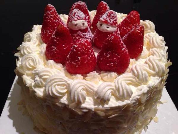 lose/control做的水果蛋糕的做法图片